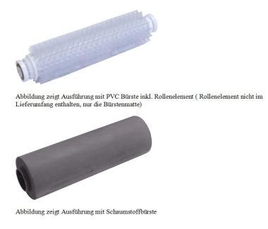 PVC Ersatzbürste für Hayward Reiniger