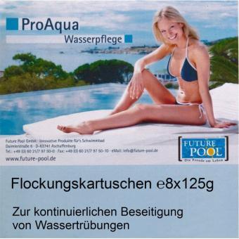 Flockungskartuschen Pro Aqua