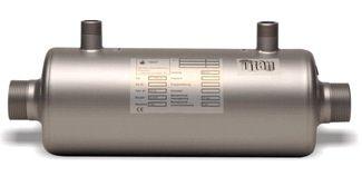 Titan Wärmetauscher 40 kW 40 kW Titan Wärmetasucher