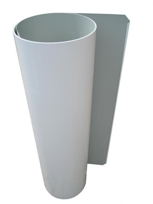 Stahlwand Ovalbecken